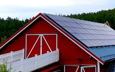 Gladnyhet! Enova utsetter endringene i støtte til solceller